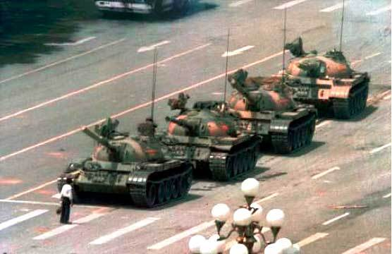 Tiananmen Square 1989 China